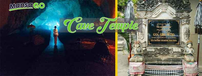 Goa Giri Temple at Nua Penida