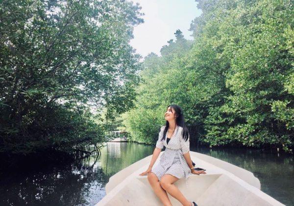 nusa lembongan mangrove