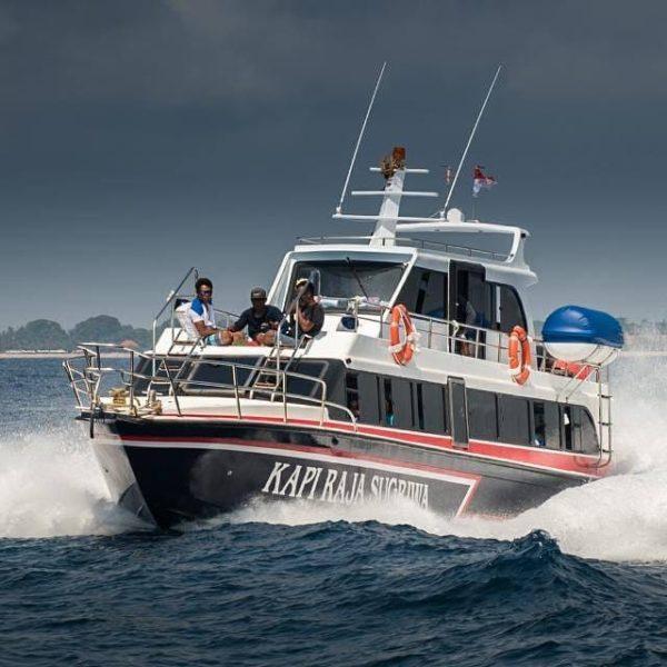 fastboat to nusa lembongan day trip