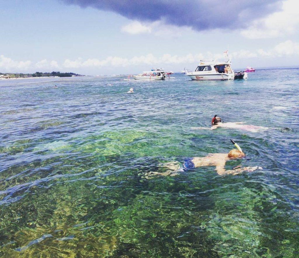 nusa lembongan snorkeling day trip