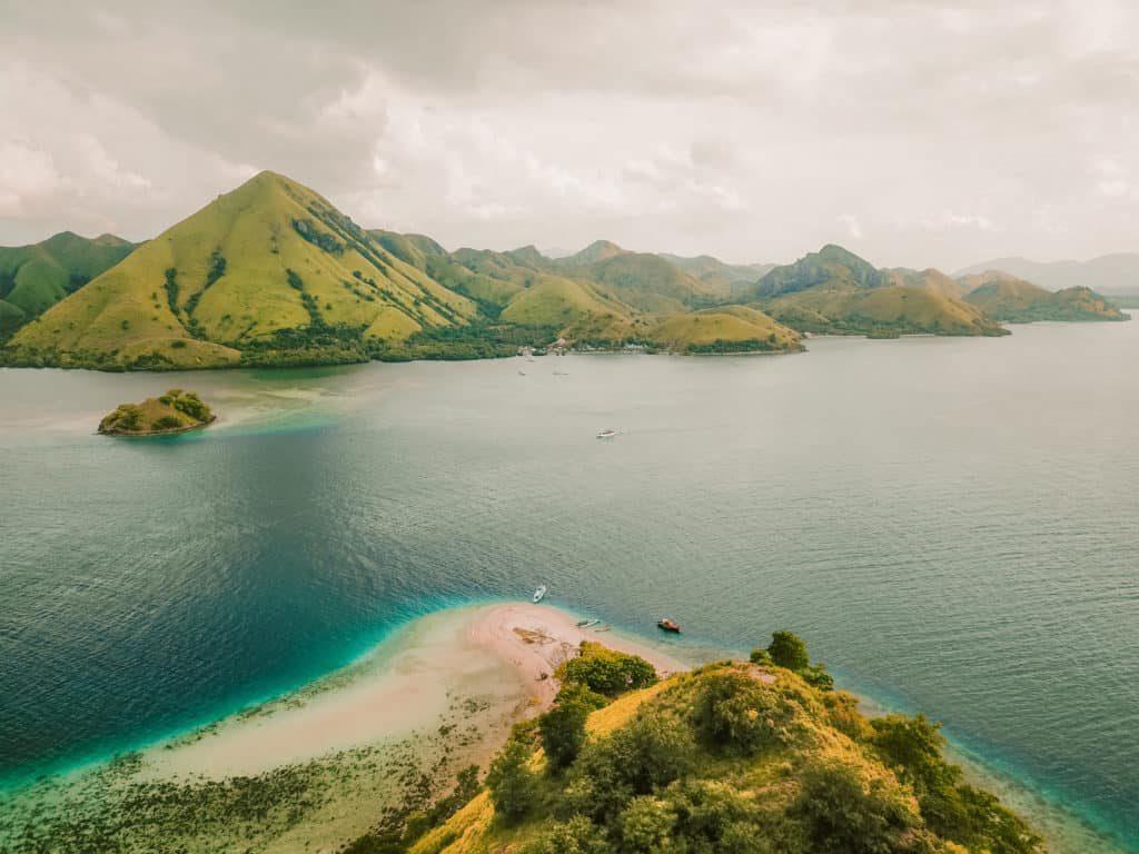 Rinca Island Flores