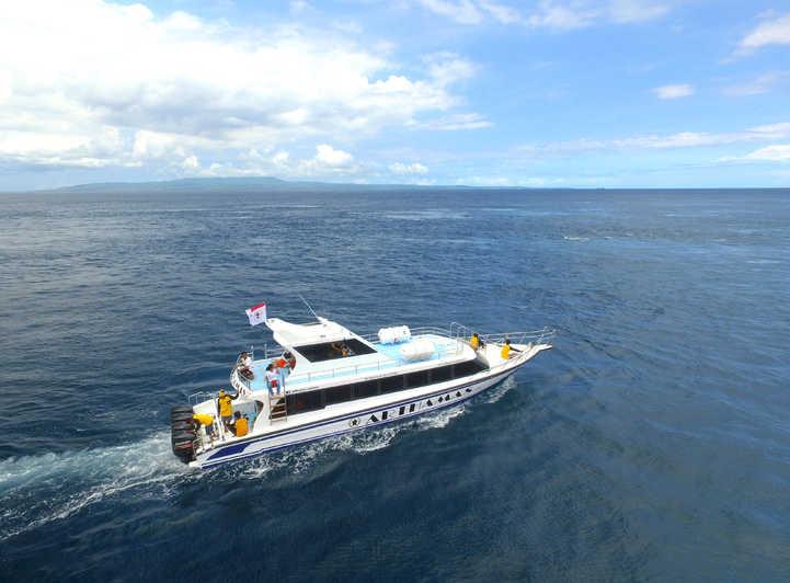 fast boat to nusa penida