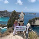 travel group mansago to nusa penida