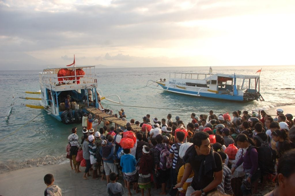 kusamba harbour