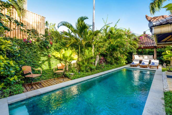 villa vitari 3 bedroom villas at seminyak Pool